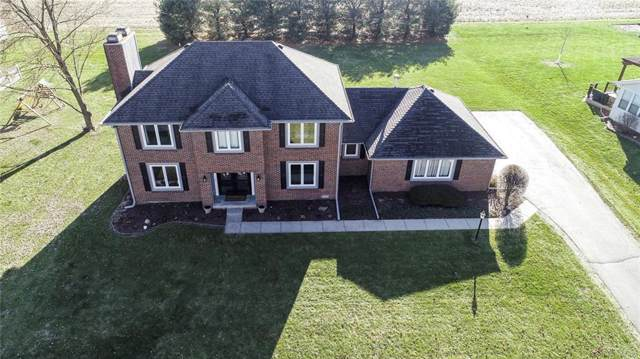 110 Myers Lake Drive, Noblesville, IN 46062 (MLS #21685446) :: The Evelo Team