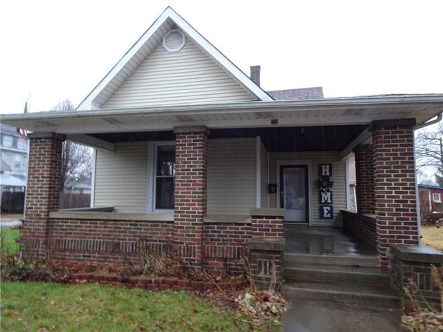 59 S Ohio Street, Martinsville, IN 46151 (MLS #21685450) :: The Indy Property Source
