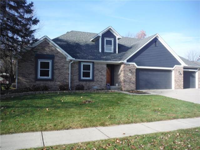12661 Doe Lane, Indianapolis, IN 46236 (MLS #21685451) :: The Evelo Team