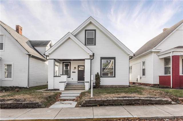 725 Cottage Avenue, Indianapolis, IN 46203 (MLS #21685452) :: Mike Price Realty Team - RE/MAX Centerstone