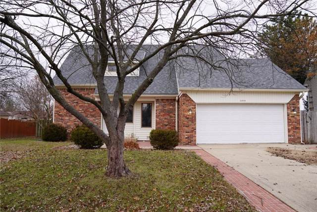 11970 Fairway Cir N Drive, Indianapolis, IN 46236 (MLS #21685484) :: The Evelo Team