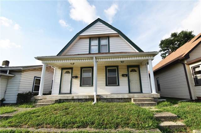 1734 1736 W Minnesota Street, Indianapolis, IN 46221 (MLS #21685494) :: The Indy Property Source
