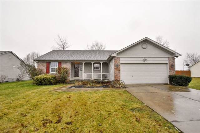 211 Bear Story Court, Greenfield, IN 46140 (MLS #21685530) :: Mike Price Realty Team - RE/MAX Centerstone