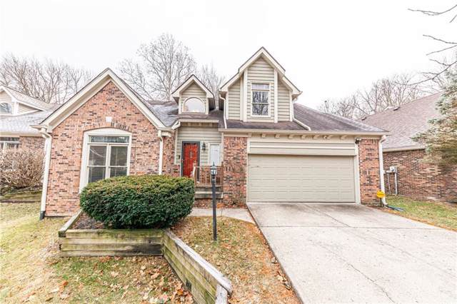 5429 White Willow Court, Indianapolis, IN 46254 (MLS #21685557) :: Heard Real Estate Team   eXp Realty, LLC