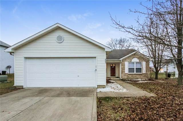 4041 Magnolia Drive, Franklin, IN 46131 (MLS #21685559) :: Mike Price Realty Team - RE/MAX Centerstone