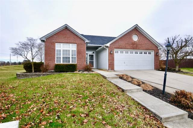 11860 Shady Meadow Place, Fishers, IN 46038 (MLS #21685568) :: The Evelo Team