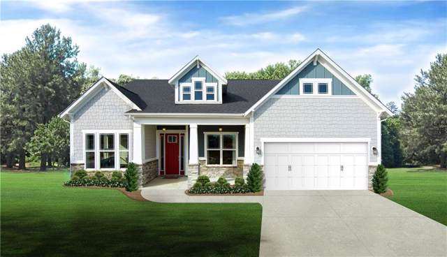 16847 Edgeview Drive, Noblesville, IN 46062 (MLS #21685580) :: The Evelo Team