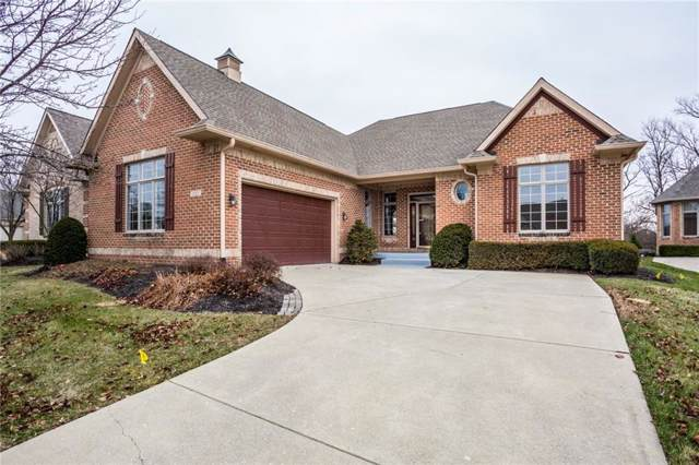 11527 Ardsley Circle, Fishers, IN 46037 (MLS #21685593) :: The Evelo Team