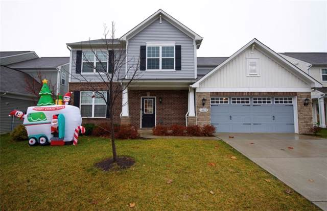 14423 Glapthorn Road, Fishers, IN 46037 (MLS #21685599) :: The Evelo Team
