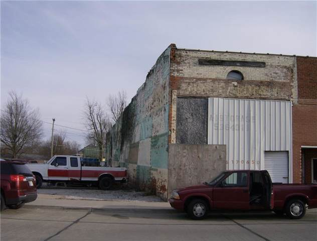 107 N Main Street, Summitville, IN 46070 (MLS #21685646) :: The Indy Property Source