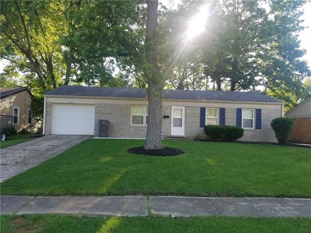 4360 N Sheridan, Indianapolis, IN 46226 (MLS #21685685) :: The Evelo Team