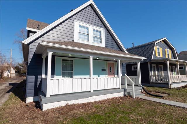 1200 E Bradbury Avenue, Indianapolis, IN 46203 (MLS #21685694) :: The Indy Property Source