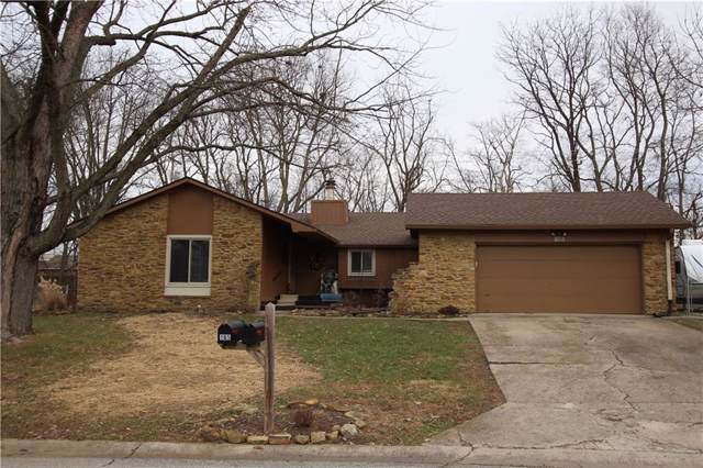 165 S Restin Road, Greenwood, IN 46142 (MLS #21685704) :: The Evelo Team
