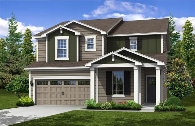 12329 Elk Dance Drive, Fishers, IN 46060 (MLS #21685737) :: The Evelo Team