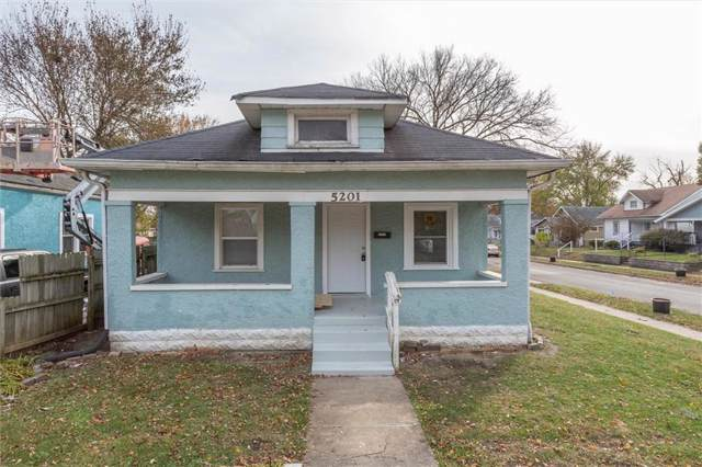 5201 Burgess Avenue, Indianapolis, IN 46219 (MLS #21685740) :: Mike Price Realty Team - RE/MAX Centerstone