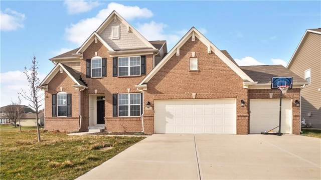 15857 Millwood Drive, Noblesville, IN 46060 (MLS #21685752) :: The Indy Property Source