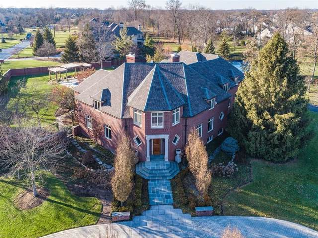 290 Breakwater Drive, Fishers, IN 46037 (MLS #21685794) :: The Indy Property Source