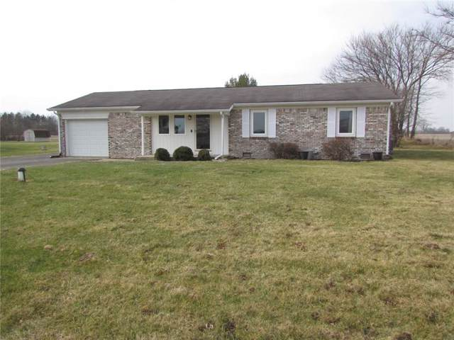 1238 N County Road 300E, Danville, IN 46122 (MLS #21685801) :: The Indy Property Source