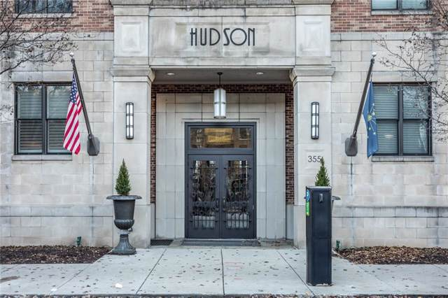 355 E Ohio Street #308, Indianapolis, IN 46204 (MLS #21685838) :: The Indy Property Source