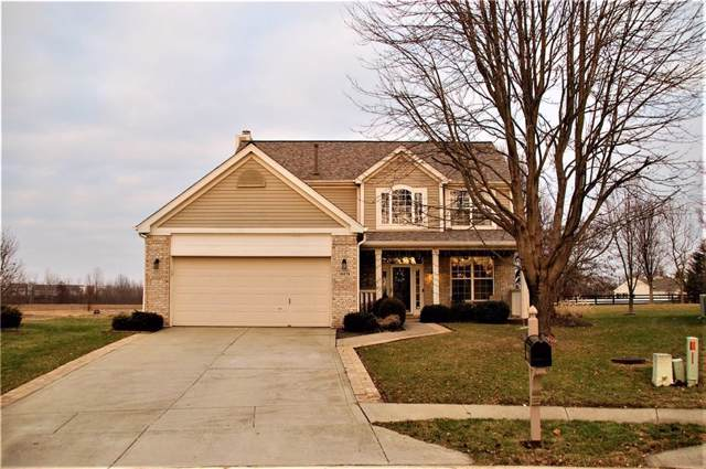 10879 Audrie Court, Fishers, IN 46037 (MLS #21685841) :: The Evelo Team