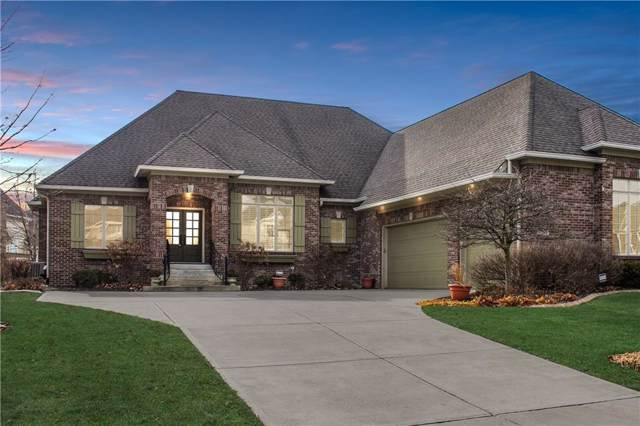 17009 Bluestone Drive, Noblesville, IN 46062 (MLS #21685857) :: The Indy Property Source