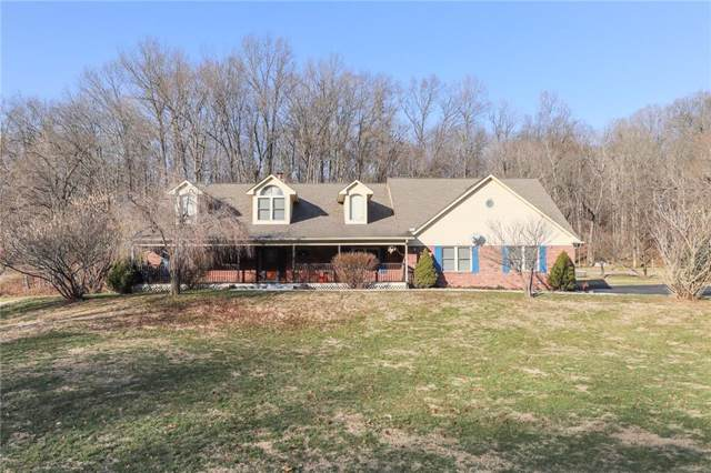 1800 Sr 142, Martinsville, IN 46151 (MLS #21685860) :: The Indy Property Source