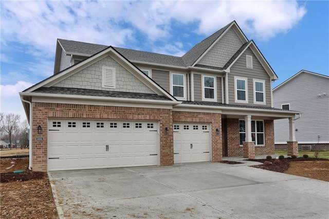 6853 Collisi Place, Brownsburg, IN 46112 (MLS #21685867) :: The Indy Property Source