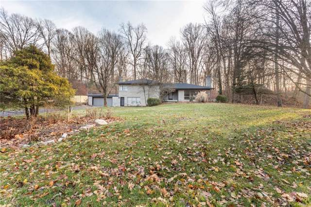 4600 Berkshire Lane, Indianapolis, IN 46226 (MLS #21685868) :: The Evelo Team