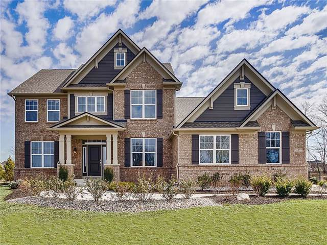 16872 Rosetree Court, Noblesville, IN 46062 (MLS #21685883) :: The Indy Property Source
