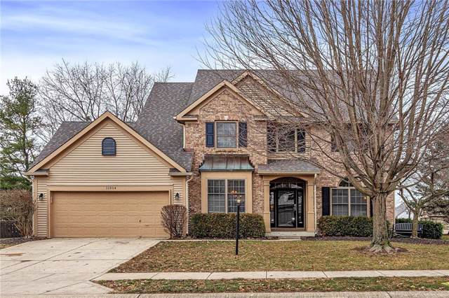 11304 Tufton Street, Fishers, IN 46038 (MLS #21685890) :: The Evelo Team