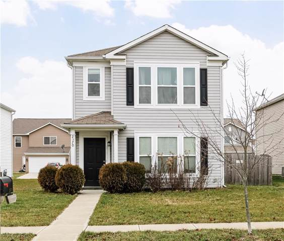 2370 Blackthorn Drive, Franklin, IN 46131 (MLS #21685897) :: David Brenton's Team