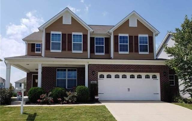 18216 Sandy Cove Lane, Westfield, IN 46074 (MLS #21685900) :: The Indy Property Source