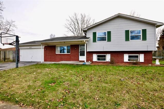 3623 Holly Circle, Indianapolis, IN 46227 (MLS #21685908) :: Richwine Elite Group