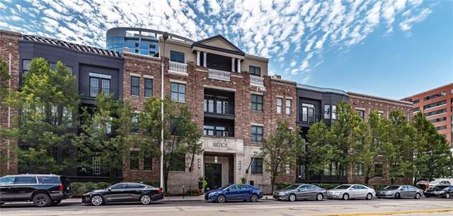 355 E Ohio Street #106, Indianapolis, IN 46204 (MLS #21685917) :: The Indy Property Source