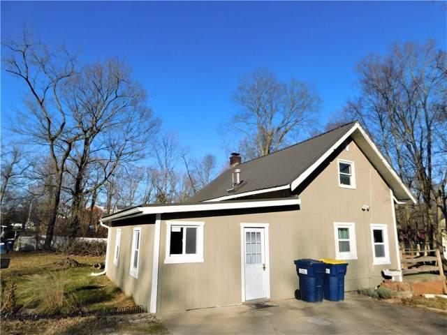 1009 Lincoln Avenue, Greencastle, IN 46135 (MLS #21685948) :: Heard Real Estate Team   eXp Realty, LLC