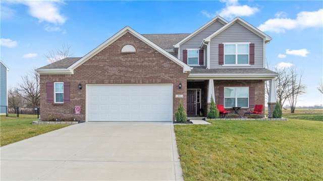 81 Halldale Drive, Whiteland, IN 46184 (MLS #21685954) :: David Brenton's Team