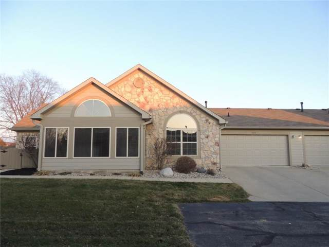 1004 Laurelwood Lane, Greenwood, IN 46142 (MLS #21685963) :: The Indy Property Source