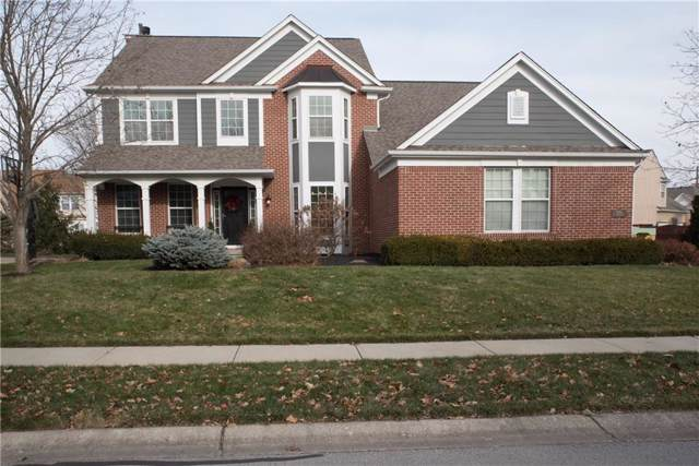 13374 Landwood Drive, Fishers, IN 46037 (MLS #21685981) :: The Evelo Team