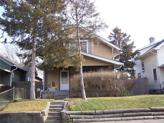 339 N Bosart Avenue, Indianapolis, IN 46201 (MLS #21685986) :: Heard Real Estate Team   eXp Realty, LLC