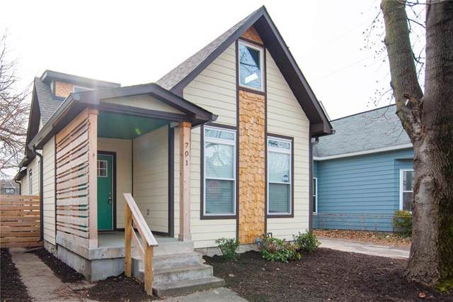701 E Morris Street, Indianapolis, IN 46203 (MLS #21685997) :: Mike Price Realty Team - RE/MAX Centerstone