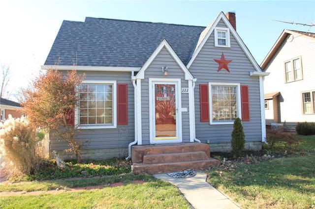 222 N Columbia Avenue N, Tipton, IN 46072 (MLS #21686034) :: Heard Real Estate Team | eXp Realty, LLC