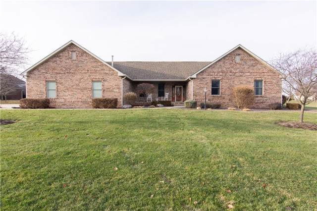 4070 Snaffle Bit Road, Lebanon, IN 46052 (MLS #21686050) :: Richwine Elite Group