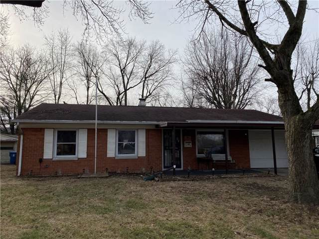 8037 Roy Road, Indianapolis, IN 46219 (MLS #21686062) :: Mike Price Realty Team - RE/MAX Centerstone