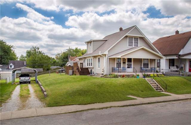 931 E Minnesota Street, Indianapolis, IN 46203 (MLS #21686066) :: Mike Price Realty Team - RE/MAX Centerstone