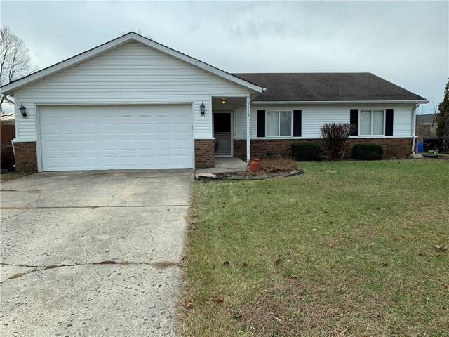 1115 Pilgrim Road, Greenwood, IN 46142 (MLS #21686068) :: The Indy Property Source