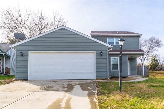 6440 Perry Pines Court, Indianapolis, IN 46237 (MLS #21686127) :: Richwine Elite Group