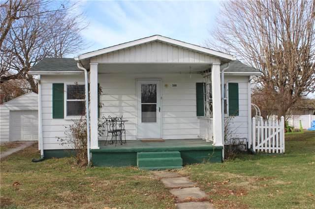 301 Wayne Avenue, Crawfordsville, IN 47933 (MLS #21686128) :: Heard Real Estate Team | eXp Realty, LLC