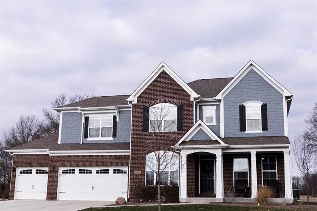 4298 Backstretch Court, Bargersville, IN 46106 (MLS #21686134) :: The Indy Property Source