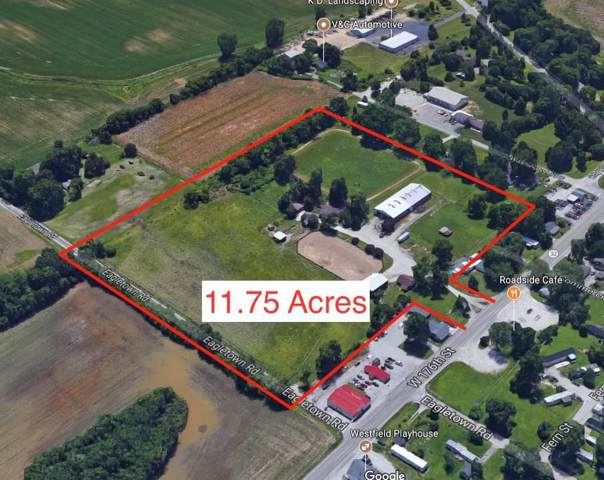 0 W 32 Road, Westfield, IN 46074 (MLS #21686135) :: Heard Real Estate Team | eXp Realty, LLC