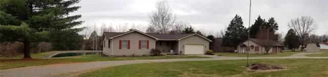 1594 W Rosewood Drive, Scottsburg, IN 47170 (MLS #21686164) :: David Brenton's Team